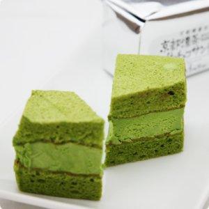 画像1: 長原成樹プロデュース 濃茶(こいちゃ)生チョコサンド【6個入り】